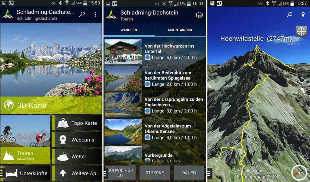 App Schladming Dachstein