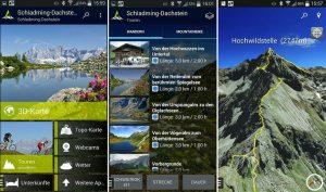 Schladming-Dachstein in 3D – als App