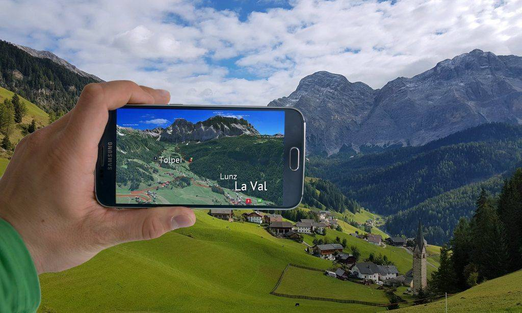 3D Outdoor Guides La Val