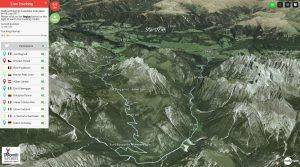 3D-Livetracking beim Dolomiti Superbike