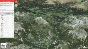 3D-Livetracking beim Dolomiti Superbike