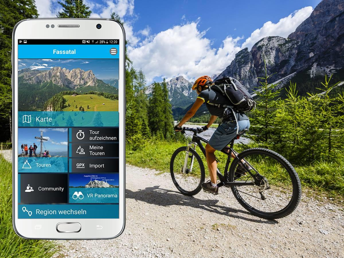 Release der neuen 3D Outdoor Guides App