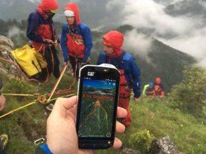 3D-Bilder für Bergsteiger und Retter