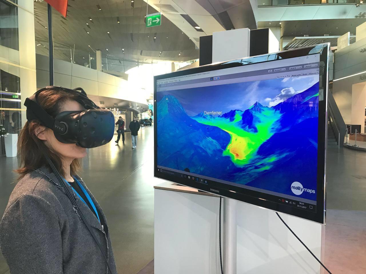 3D RealityMaps auf der EUSALP Jahrestagung
