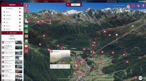 Webkarte Ötztal