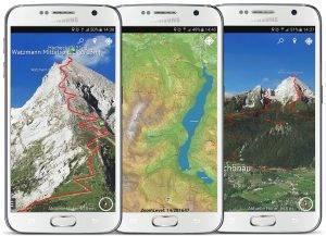 App-Tipps: Wandertouren planen