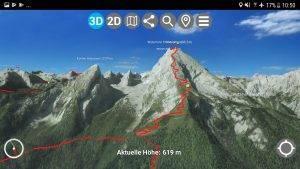Bergführer auf Appruf