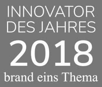 Innovator des Jahres