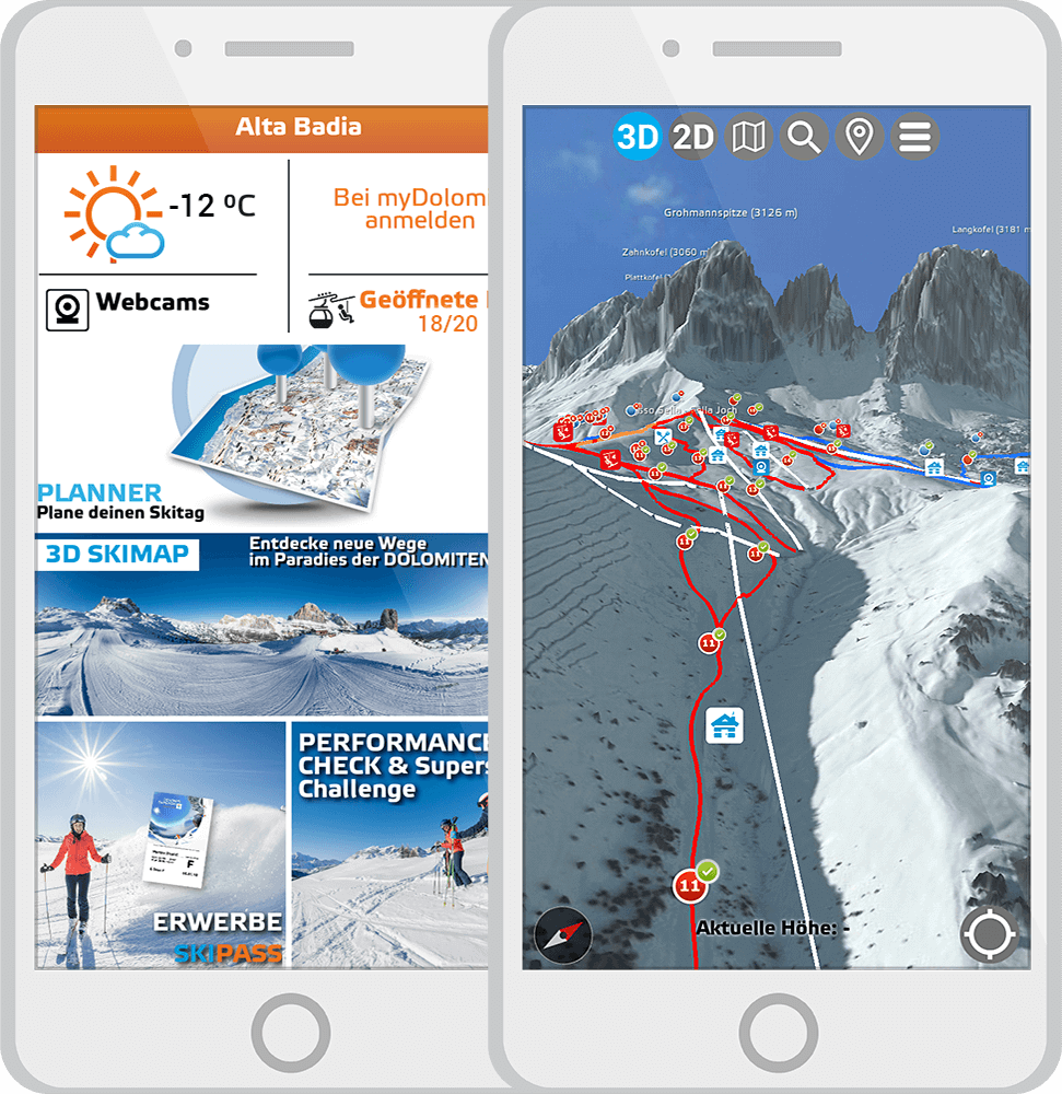 App Dolomiti Superski
