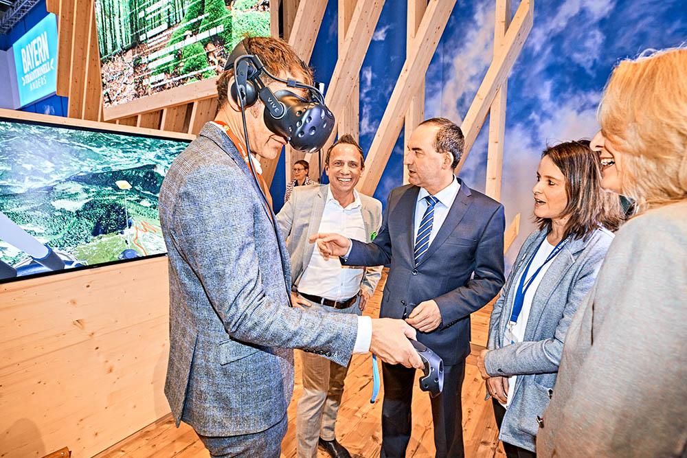 3D RealityMaps auf der ITB 2019