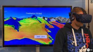 Virtual Reality Experience Ötztal