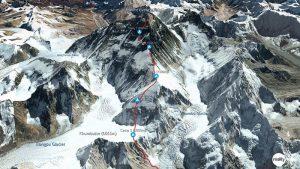 Livetracking am Mount Everest