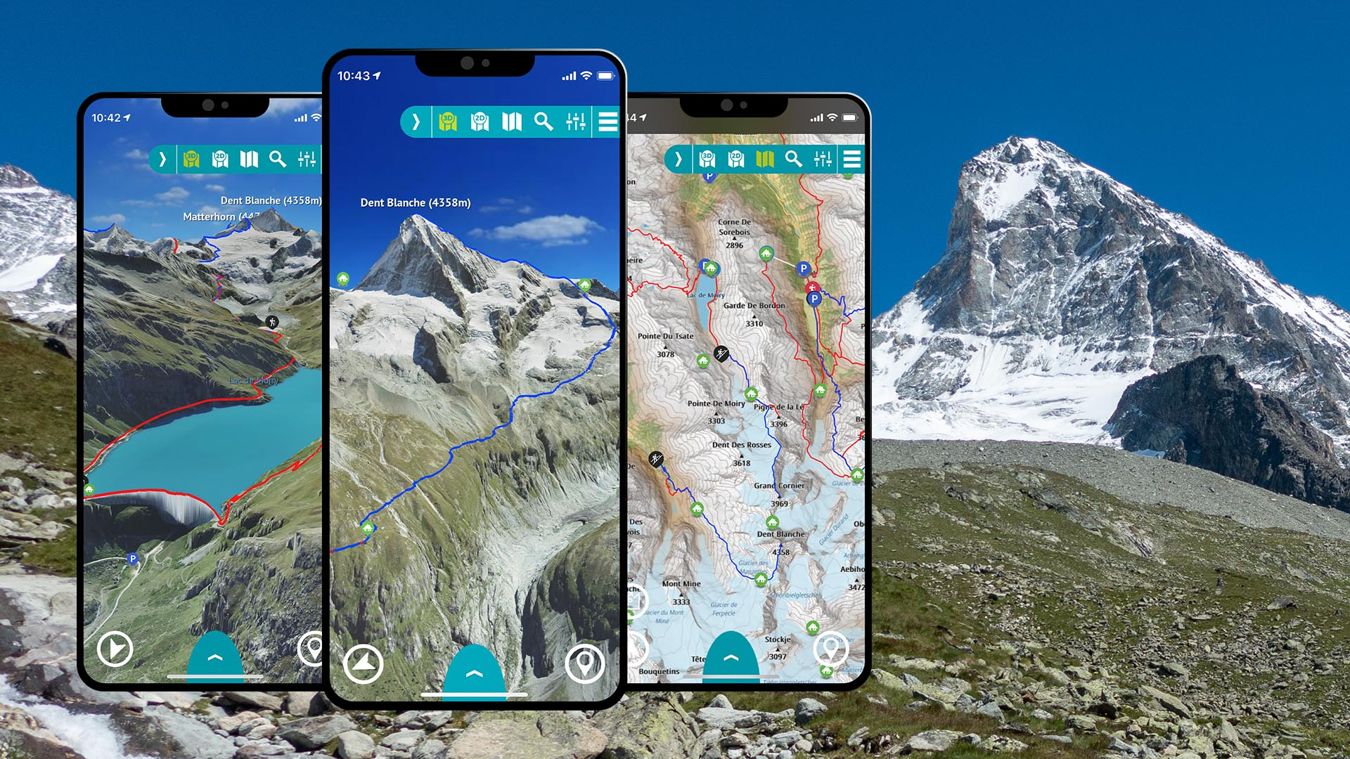 RealityMaps – die App für Alpinisten und alle, die es werden wollen